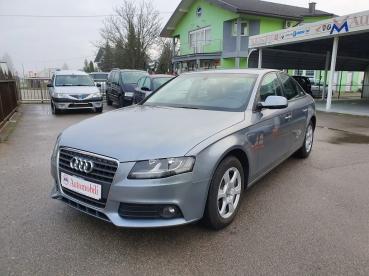 Audi A4 2,0 TDI - koža