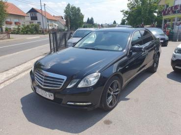 MERCEDES E 200 CDI (Blue efficiency)