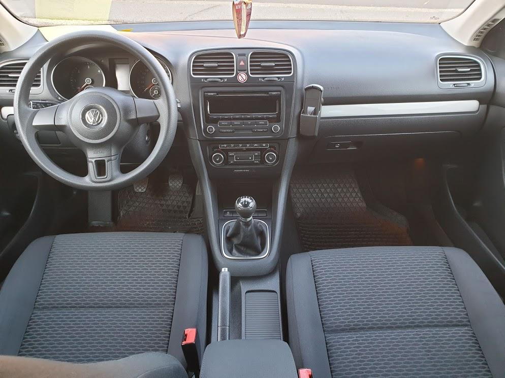 VW Golf VI Variant 1,6 TDI